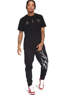 Camiseta Hombre Nike Jordan Jumpman Negro CV3421-010 | scorer.es