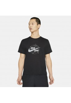 Camiseta Hombre Nike Miller Top Negro DA0216-010 | scorer.es
