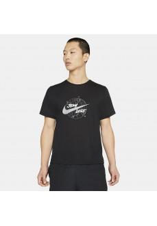 Nike Men's T-Shirt Miller Top Black DA0216-010   Men's T-Shirts   scorer.es