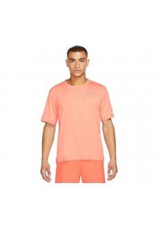 Camiseta Hombre Nike Run Division Miller Coral DA0451-693