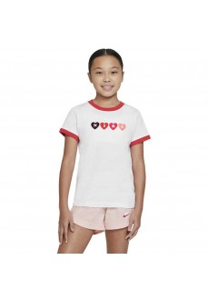 Camiseta Niño/a Nike Sportswear Tee Blanco DC7724-100 | scorer.es