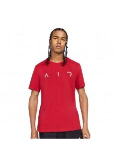 Jordan Men´s T-Shirt Jumpman Air Red CV3421-687 | Men's T-Shirts | scorer.es