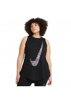 Nike Woman´s T-Shirt Dry Tank Black DD3583-010 | Women's T-Shirts | scorer.es