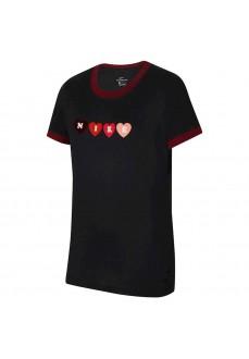 Camiseta Niño/a Nike Swoosh Negro DC7724-010 | scorer.es