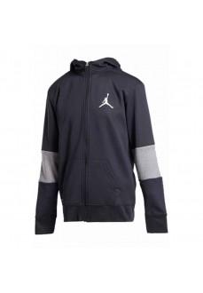 Sudadera Niño/a Nike Jordan Negro/Gris 957838-023 | scorer.es