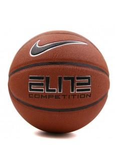 Balón Nike Elite Competition 2.0 Naranja N000264485507