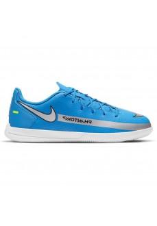 Nike Kid´s Indoor football Jr Phantom Gt Club Blue CK8481-400 | Kids' Football Boots | scorer.es
