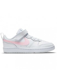 Zapatillas Niño/a Nike Court Borough Low 2 Blanco DD3022-100 | scorer.es
