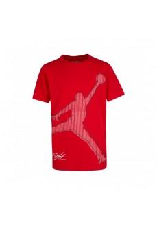 Camiseta Niño/a Nike Jordan Rojo 95A430-R78 | scorer.es