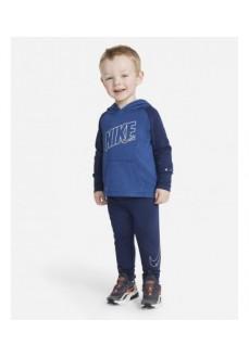 Nike infant Tracksuit Drifit Set Blue 66H528-C1D