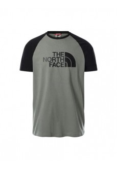 The North Face Men's T-Shirt Raglan Easy Tee NF0A37FVV381 | Men's T-Shirts | scorer.es
