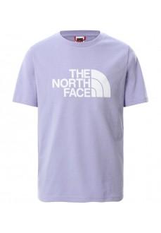 Camiseta Niño/a The North Face Easy Morado NF0A55DBW231 | scorer.es