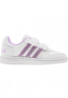 Adidas Kid´s Shoes Hoops 2.0 White FY9461 | Kid's Trainers | scorer.es
