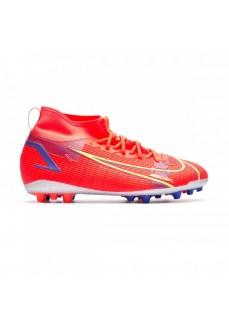 Nike Kids' Footbal Shoes Jr Superfly 8 Academy Red CV0732-600 | Kids' Football Boots | scorer.es