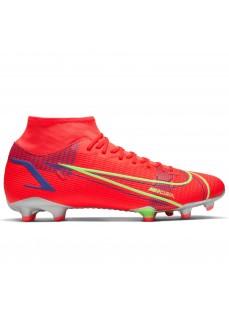 Zapatillas Hombre Nike Mercurial Superfly 8 Rojo CV0843-600 | scorer.es