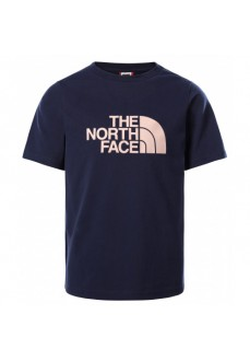 Camiseta Niño/a The North Face G S/S Easy Tee Marino NF0A55DBL4U1 | scorer.es