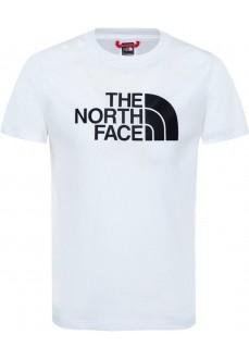 Camiseta Niño/a The North Face Easy Tee Blanco NF00A3P7LA91 | scorer.es