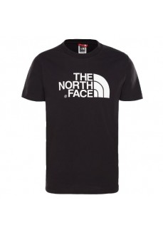 The North Face Kid´s T-Shirt Easy Tee Black NF00A3P7KY41 | Kids' T-Shirts | scorer.es