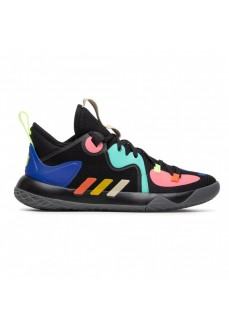 Adidas Men's Basketball Shoes Harden Stepback Black FZ1069 | Basketball shoes | scorer.es
