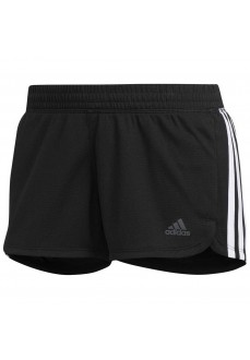 Adidas Woman´s Short Pants Pacer 3S Black DU30502 | Trousers for Women | scorer.es