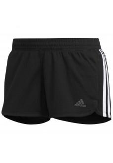 Pantalón Corto Mujer Adidas Pacer 3S Negro DU30502 | scorer.es