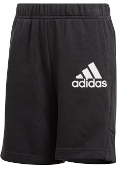 Adidas Kid´s Short Pants Bos Black GJ6619 | Trousers for Kids | scorer.es