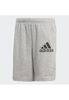 Adidas Kid´s Short Pants Bos Grey GJ6620 | Trousers for Kids | scorer.es