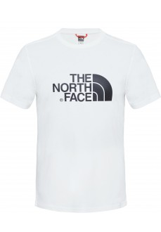 Camiseta Hombre The North Face Easy Tee Blanco NF0A2TX3FN41 | scorer.es