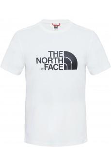 The North Face Men's T-Shirt Easy Tee White NF0A2TX3FN41 | Men's T-Shirts | scorer.es