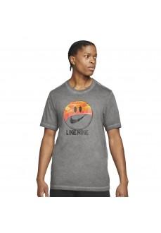 Nike Men's T-Shirt Tee Sportswear Like Black DB6190-010   Men's T-Shirts   scorer.es