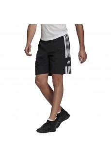 Pantalón Corto Hombre Adidas Squadra 21 Negro GK9557 | scorer.es