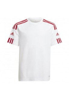 Camiseta Niño/a Adidas Squadra 21 Blanco GN5741 | scorer.es