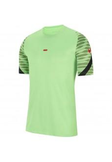 Nike Men's T-Shirt Dri-Fit Strike Green CW5843-398   Football clothing   scorer.es
