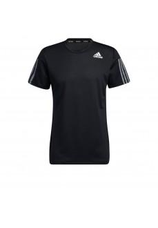 Camiseta Hombre Adidas Primeblue Aeroready Slim Negro CQ2159 | scorer.es