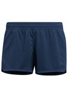 Pantalón Corto Mujer Adidas Pacer 3S Knit Azul GM2953 | scorer.es