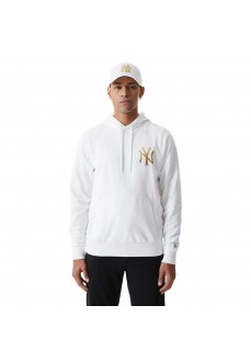 New Era Men´s Sweatshirt New York Yankees White 12590869 | Men's Sweatshirts | scorer.es