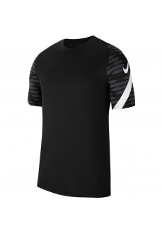 Nike Men's T-Shirt Dri-Fit Strike Black CW5843-010   Football clothing   scorer.es