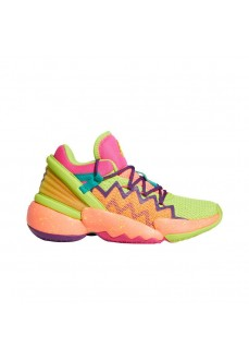 Adidas Kid´s Shoes D.O.N Inssue FZ1425 | Basketball shoes | scorer.es
