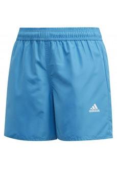 Adidas Kids' Swim Shorts Classic Badge Of Sport Blue FL8714