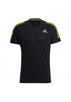 Adidas Men´s T-Shirt OWN The Run Running 3S Black GM6002 | Running T-Shirts | scorer.es