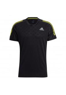 Camiseta Hombre Adidas OWN The Run Running 3S Negro GM6002 | scorer.es