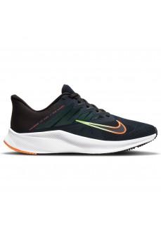 Zapatillas Hombre Nike Quest 3 Marino CD0230-404 | scorer.es