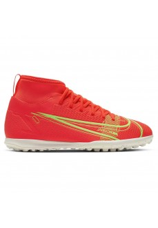 Nike Kid´s Footbasl Shoes Mercurial Superfly 8 CV0795-600 | Kids' Football Boots | scorer.es