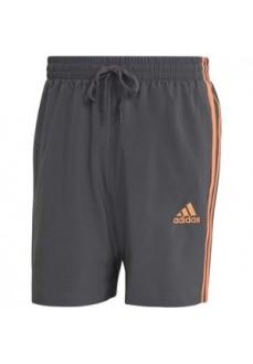 Pantalón Corto Hombre Adidas Aeroready Essentials Chelsea Gris GL0056 | scorer.es