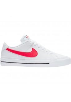 Nike Woman´s Shoes Court Legacy White CU4149-100   Women's Trainers   scorer.es