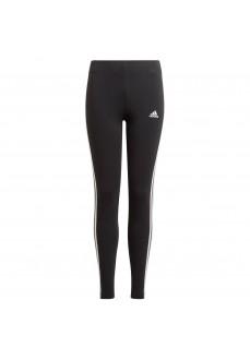 Adidas Kid´s Leggings Essentials 3 Stripes Black GN4046 | Kid's Tights | scorer.es