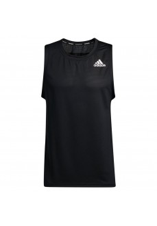 Adidas Men´s T-Shirt Aeroready 3-Stripe GQ2154 | Running T-Shirts | scorer.es