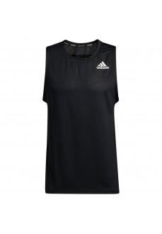 Camiseta Hombre Adidas Aeroready 3-Stripe GQ2154 | scorer.es