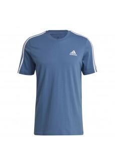 Camiseta Hombre Adidas Essentials 3 Bandas Adidas GK9135 | scorer.es