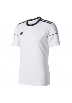 Camiseta Hombre Adidas Squad 17 JSy Blanco BJ9175 | scorer.es